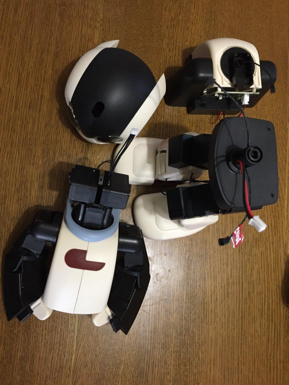 Robi-kun components